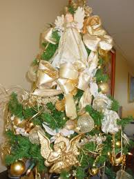 decorations christmas tree decorating ideas ribbon tangballcom to