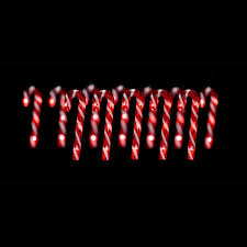 Candy Canes Lights Outdoor by Outdoor Lights Kmart