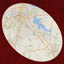 Middle Tn Map Service Areas Nashville Tn Top Hat Outdoor Living