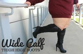 womens size 12 wide calf boots plus size thigh high wide calf boots ready to stare