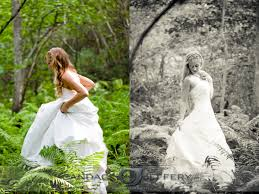 a forest trash the dress shoot u2013 cortney and jared candace