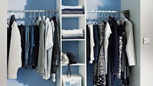 rangement vetement chambre dressing faire dressing dressing pas cher côté maison
