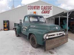 Ford F250 Pickup Truck - 1953 ford f250 for sale on classiccars com 1 available
