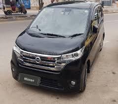 nissan highway star nissan dayz highway star 2015 for sale in karachi pakwheels