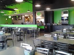 Rush Interiors Restaurant Kitchen And Cafeteria Design Portfoliotam Interiors
