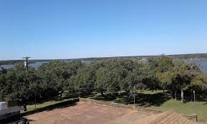 points of light review ccc cabins lookout points and light hiking make lake brownwood a