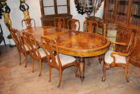 Queen Anne Dining Room Furniture by Walnut Dining Sets Table And Chair Combinations