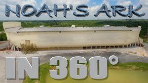 ark encounter in 360 vr noah u0027s ark in kentucky youtube