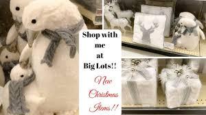 big lots shop with me items october 2017