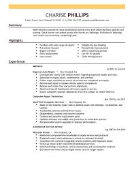 Sample Diesel Mechanic Resume by Resume Diesel Mechanic Free Resume Example And Writing Download