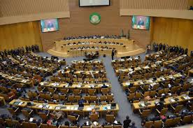 What Is The African Flag Home African Union