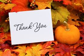 thanking your team members at thanksgiving