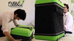 fugu luggage one case for all your needs by fugu luggage