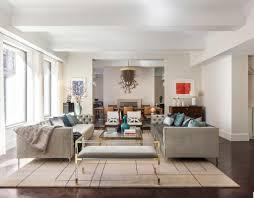 Glam Home Decor by Sensational Contemporary Living Room Living Room Orange Armchair