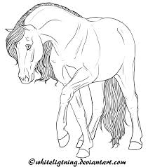 printable carousel horses coloring pages printable downlload