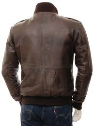 men u0027s black leather bomber jacket belgrade