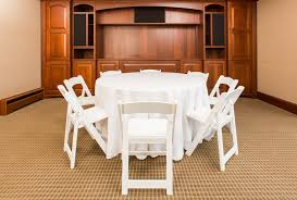 Rent Round Tables by Tables Colorado Event Rentals