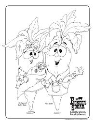 coloring book activity pages pioneer sugar