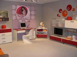 chambre d ado fille moderne chambre fille rouge on decoration d interieur moderne et blanc