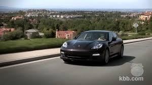 burgundy porsche panamera 2012 porsche panamera review kelley blue book youtube