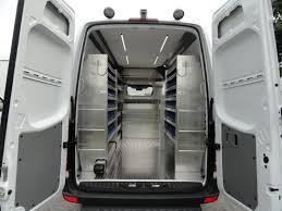Conversion Van Accessories Interior Sprinter Van Shelving Equipment And Accessories