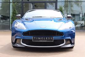 aston martin vanquish 2016 used 2016 aston martin vanquish s v12 coupe for sale in west