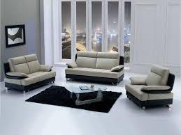 Home Design   Wonderful Black And White Sofa Sets - Stylish sofa sets for living room