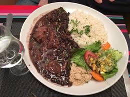 cuisine bresil feijoada picture of la taverne du cap vert et du bresil