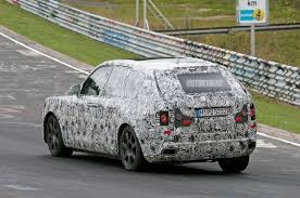 roll royce bmw spied rolls royce cullinan hits the nurburgring motor trend