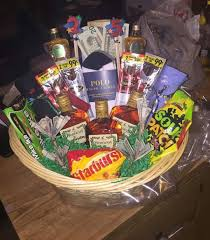 birthday baskets for him birthday basket for him pinteres