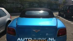 baby blue bentley baby blauwe bentley foto u0027s autojunk nl 198640