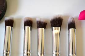 affordable brushes laroc 10 piece kabuki make up brush set pam