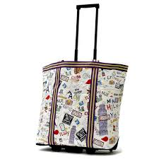 united baggage allowance coupons amazon com olympia luggage cosmopolitan rolling shopper tote