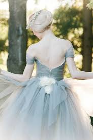 Blue Wedding Dress 10 Dreamy Blue Wedding Dresses Bridalpulse