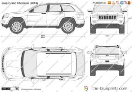 jeep front drawing the blueprints com vector drawing jeep grand cherokee