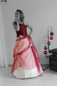 robes de mari e bordeaux robes de mariée ivoire et bordeaux mode en image