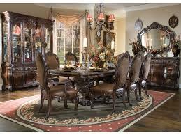 michael amini essex manor rectangular dining table olinde u0027s