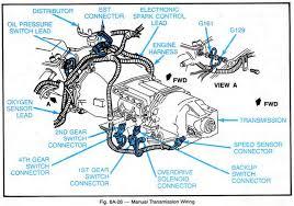 85 corvette transmission doug nash 4 3 overdrive solenoid location corvette forum