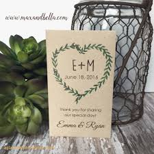 custom seed packets luxury flower seed packets for wedding favors icets info