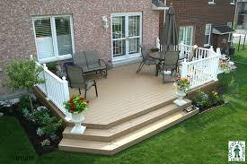 Deck Plans This Deck Plan Is For A Medium Size Single Level Deck - Backyard deck designs plans