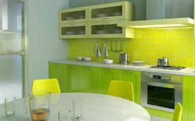 Lemon Green Kitchen Kitchen Design Ideas Kitchen Design Ideas