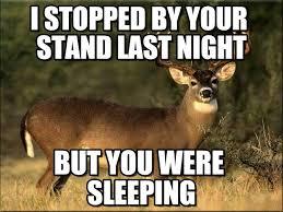 Hunting Meme - 12 deer hunting memes that sum up the early season