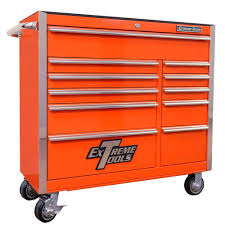 orange tool chests tool storage the home depot