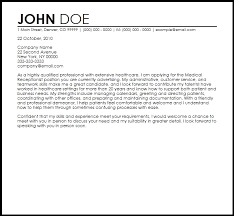 receptionist cover letter reception cover letter free receptionist cover