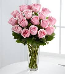 roses for valentines day 4304ad valentines day flowers pink bouquet by