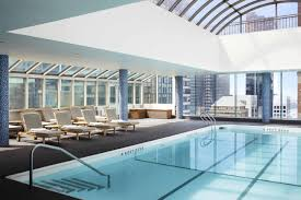 s of the Rooftop Pool Parker New York Hotel NY