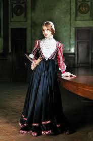 florentine renaissance medieval tudor gown