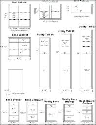 kraftmaid cabinet specifications pdf kraftmaid cabinet sizes fanti blog