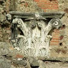 саркофаг rome ornament