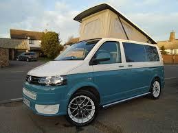 volkswagen campervan sold t5 2 0 tdi 160ps brand new retro camper